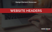 Design Element Showcase | Headers