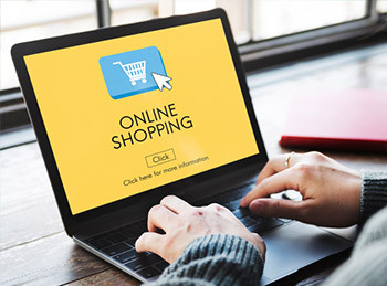 Custom Online Shopping System